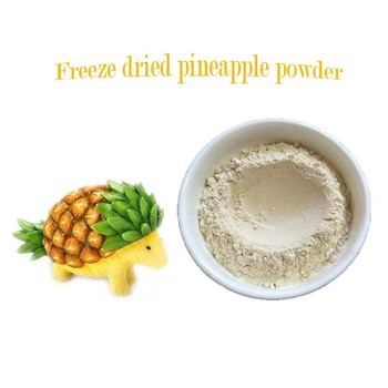 Hot sale pineapple juice powder/ dried Pineapple powder in bulk/TOP QUALITY Pineapple powder