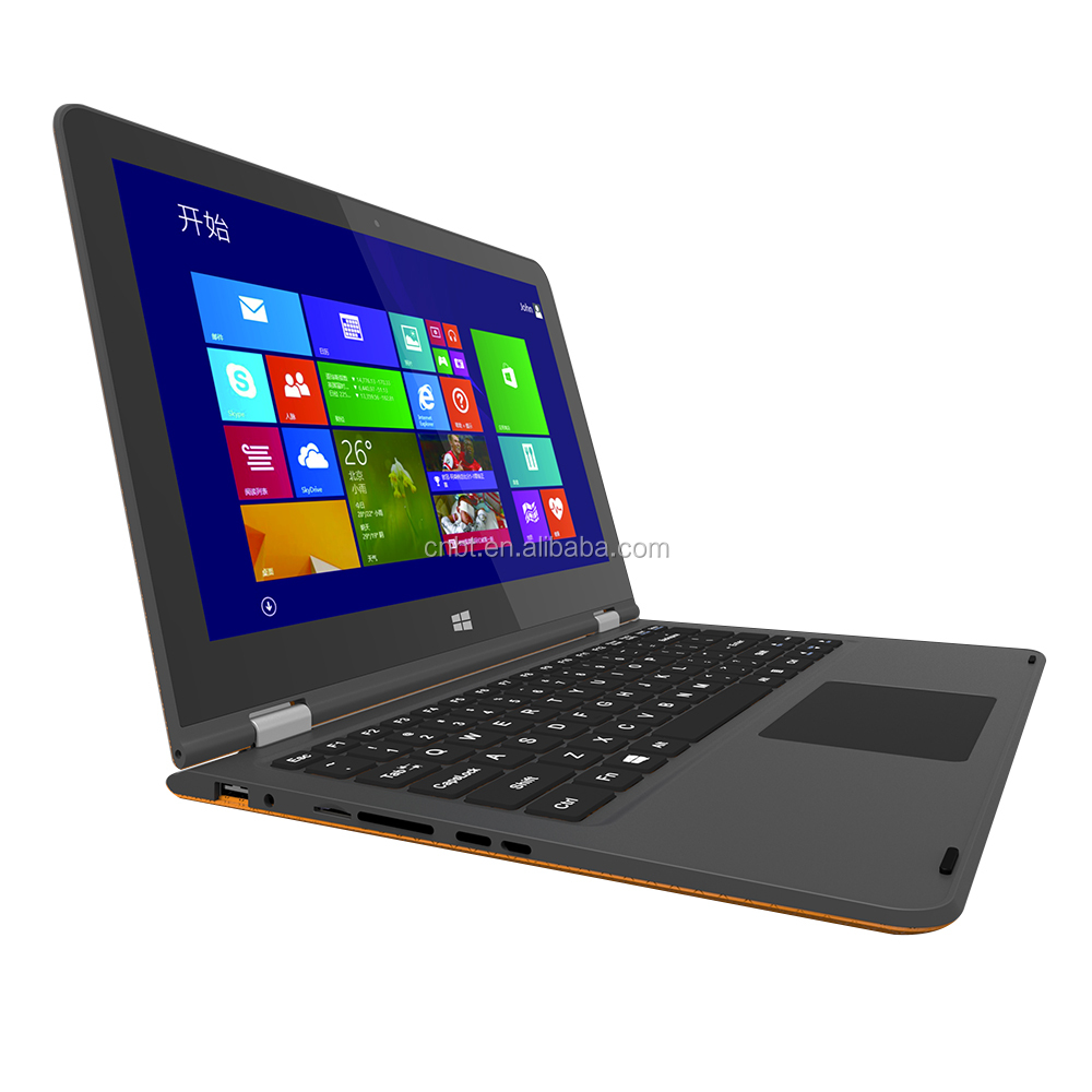 8GB Ram+120GB SSD+1000GB HDD Ultrathin laptop Quad Core Fast Running Win 10 system Laptop Notebook Computer, tablet pc