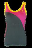 summer style Running cycling sport wear Custom brand women ladies cotton short sleeve t shirt