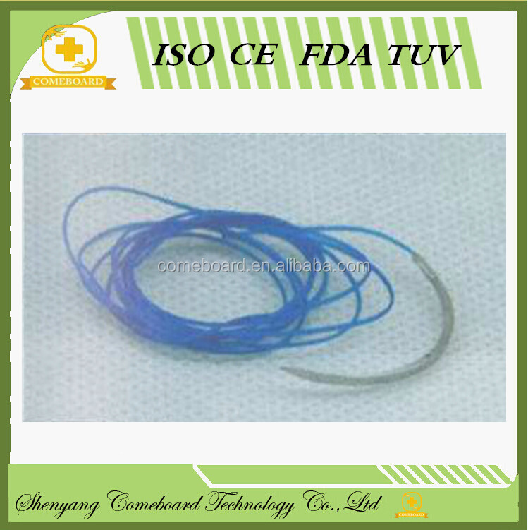 monofilament Non absorbable blue nylon sutures