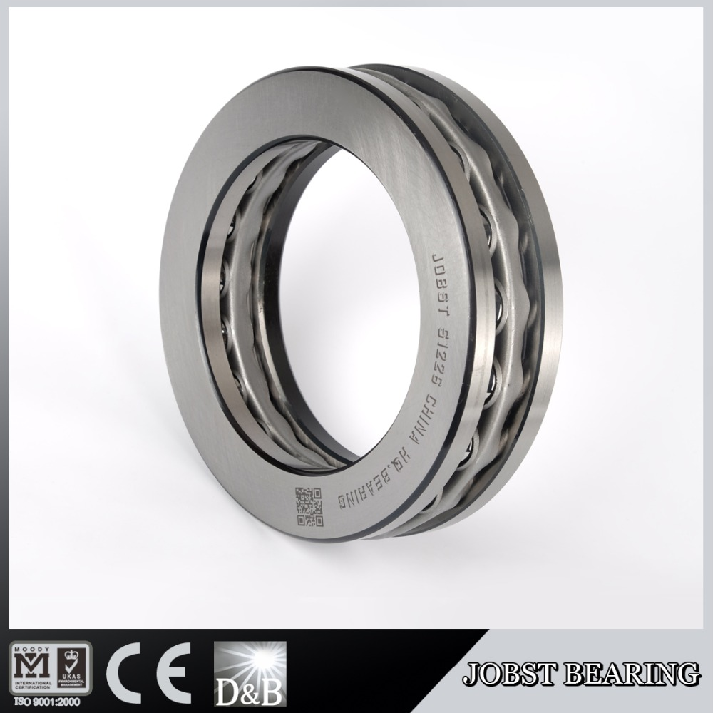 good quality single direction thrust ball bearing 53217 for motorcycle engine