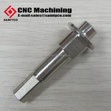 pressure cooker metal part cnc milling parts stainless steel surface treatment