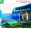 amazing golf amusement park games inflatable, mobile golf course equipment, interesting inflatable golf games