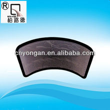 High Quality With Anti-UV Acrylic Horse Float Accessories Fixed Windshield