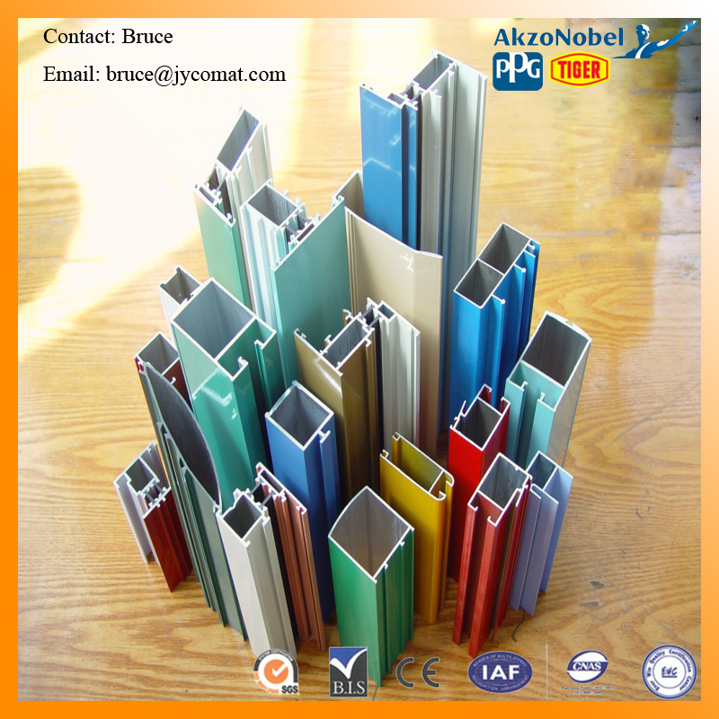 Aluminium Extrusion Profile for Curtain Wall