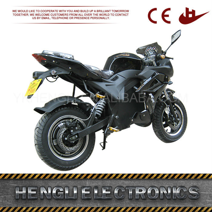 High quality durable using various electric folding motorcycle