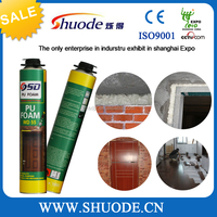 PU Foam Insulation Sealant Aerosol Spray