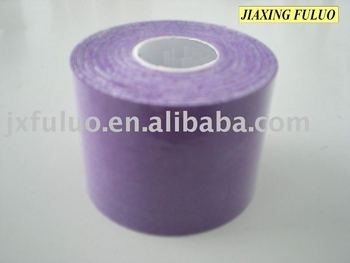 Water-Repellence Ventilatory Cotton Elastic Sports Tape
