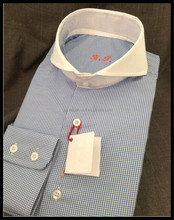 latest shirt designs for men with long sleeve and cut-away collar
