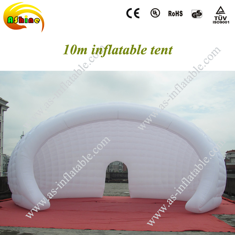 outdoor inflatable bubble tent for sale