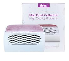 Nail Fan Art Salon Suction Nail Dust Collector Machine Vacuum Cleaner With 3 Fans