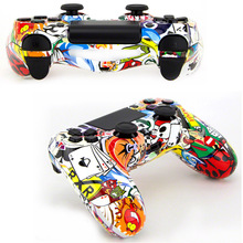 GWS001A Hydro Graphic Printing for Game Handle Gamepad Water Transfer Printing Service