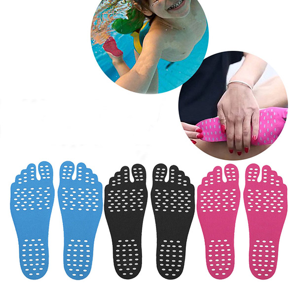 Hot Selling Waterproof Invisible Sticker Shoes Stick On Shoes
