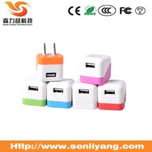 Electronic 5V 1A Mobile Phone Accessories Wall Charger