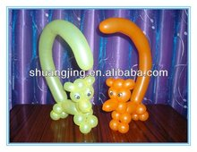 modeling balloon for kid birthday party decoration