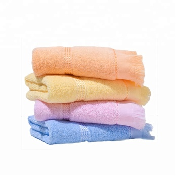 Wholesale 100% organic bamboo baby bath towels gsm