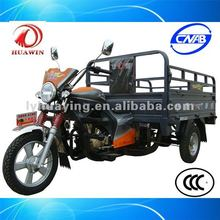 Cargo Three Wheel Motorcycle Good Quality Electric Tricycle Air-cooling Motor Pedal Trike