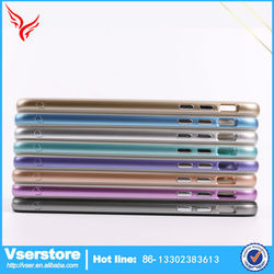"Newest Price Stylish Clearly Transparent Soft TPU Case Colorful for Iphone 6 Plus 5.5"" Mobile Phone Protective Shell Case"