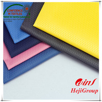 China factory Ribstop New designer printed light strong pvc/pu Coated 100% polyester Oxford Fabric textile