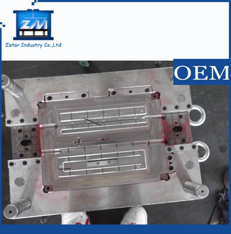 High Precision Plastic Injection Mold Making