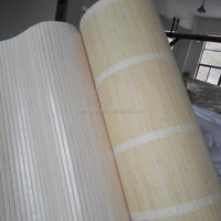 cream 11mm Bamboo wallpaper