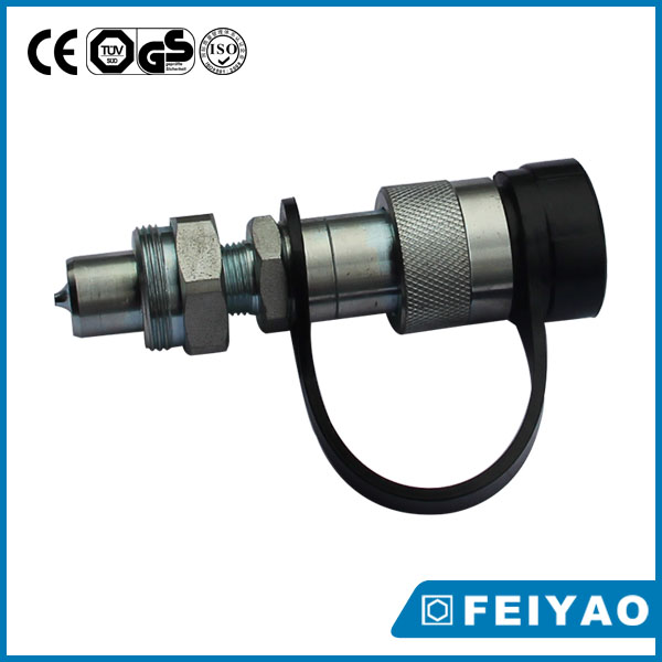 Faster hydraulic couplings rectus couplers hydraulic coupler