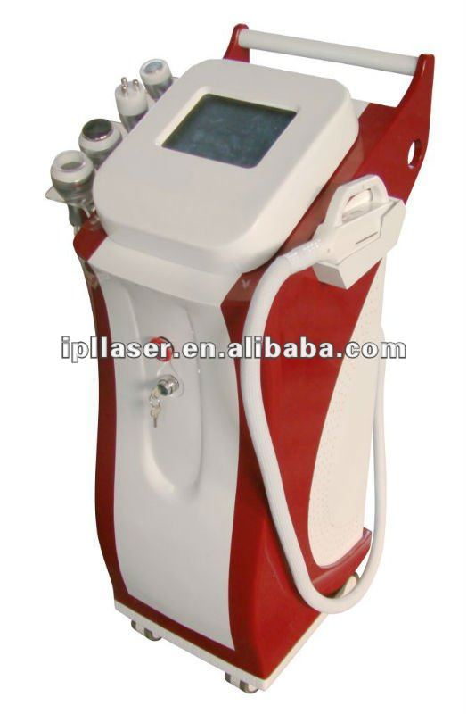 effective elight+ultrasound hair removal&fat reduce machine