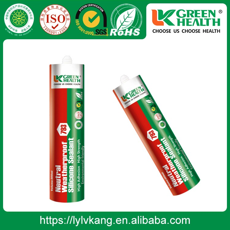 High Adhesion Removable Neutral Silicone Sealant