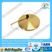 Marine Brass gong for sale