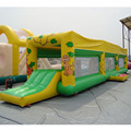 Cute design Film lamination full color inflatable obstacle course for sale