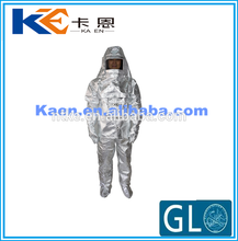 Cheap protective clothing for fire man price with low