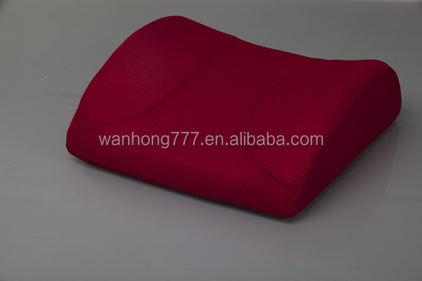 Cushion KW004 100% Polyurethane Visco Elastic Memory Foam Car Seat Back Support Cushion