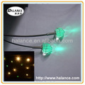 decorative fiber optic ceiling fitting high end lighting