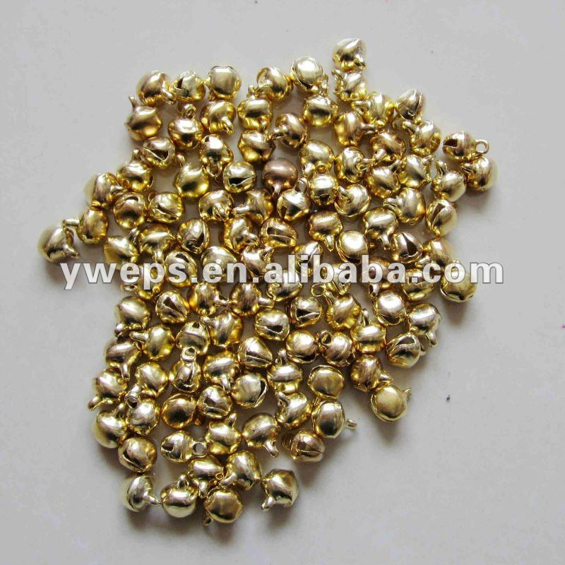 yiwu 6mm Brass Small Bell