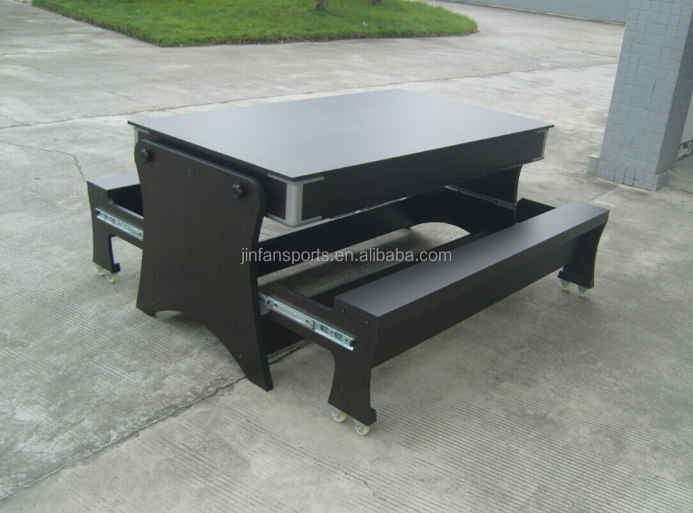 7 foot poker table