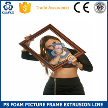 CE STANDARD PS FOAM DECORATED PICTURE FRAME MAKING MACHINE