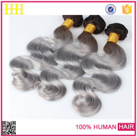 aliexpress body wave virgin malaysian hair,unprocessed grey hair wefts