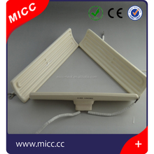 MICC far infrared IR Ceramic Heater with CE Certificate heating element