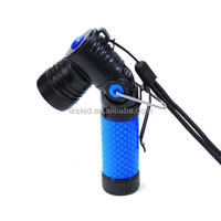 Mini LED Flashlight 7W 300LM Torch Light Lamp