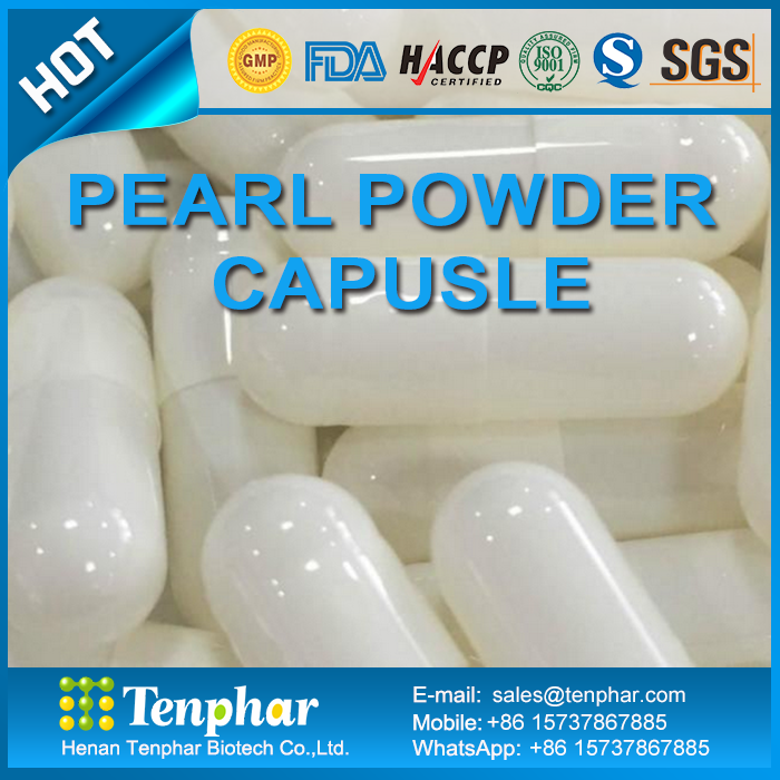 wholesale China Factory Pearl Powder Tablet Supplement