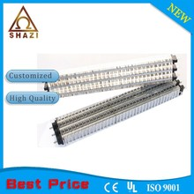 ptc insulative fan heater and ptc insulatived heating element