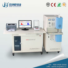 High Accuracy total sulfur analyzer for Cast Iron