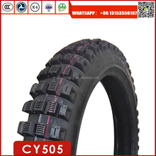 Ruisheng motorcycle tyre factory 3.00-18 motorcycle tubeless tyre