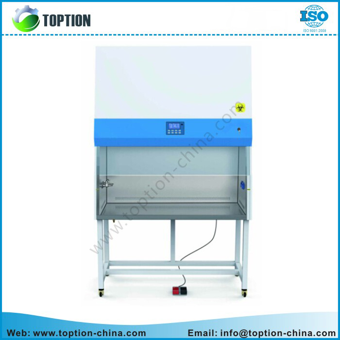 Class II two operators 100% excretion biological flamminate safety cabinet Class II Biological Safety Cabinet for medical