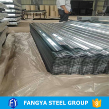 online shopping ! zinc sheet metal red color coated corrugated galvanized steel roof plate