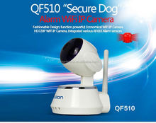 QF510 Promotion High Definition Wireless Mini Digital CCTV Camera Home Security Camera 720P