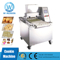 China Supplier CE Approved fortune cookie making machine