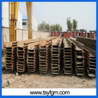 quality-assured china fsp sheet piling
