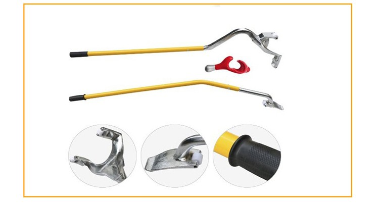 Dismounting Tire removal Tool for Tubeless Truck tyre