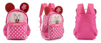 mickey mouse school bag china, wholesale children school bag